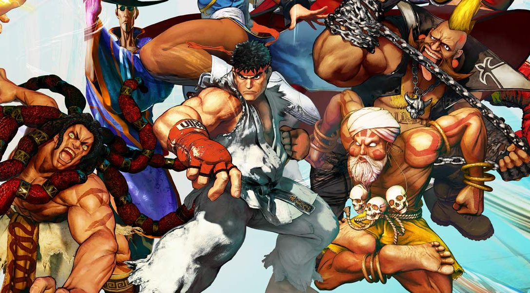 Makers & Gamers: Street Fighter