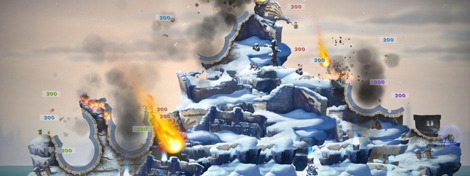 Worms W.M.D erscheint im Laufe dieses Jahres auf PS4