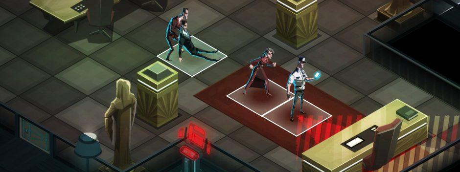 Das prozedurale Stealth-Abenteuer Invisible, Inc. kommt heute auf PS4