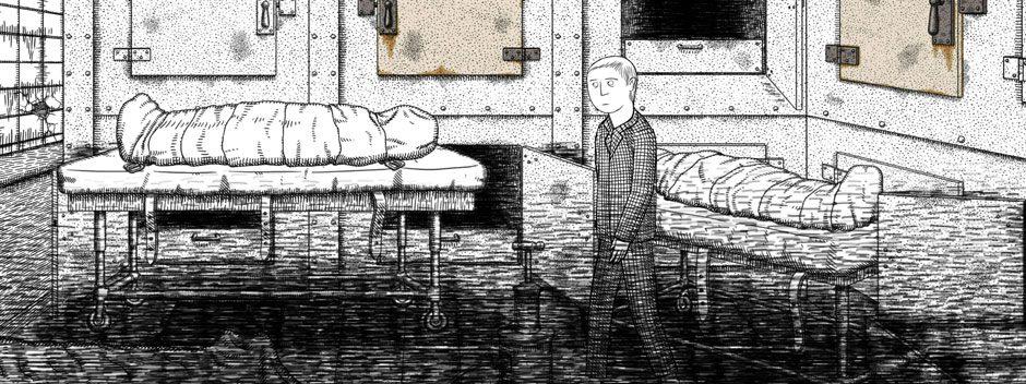 Das psychologische Horrorspiel Neverending Nightmares kriecht am 3. Mai auf PS4