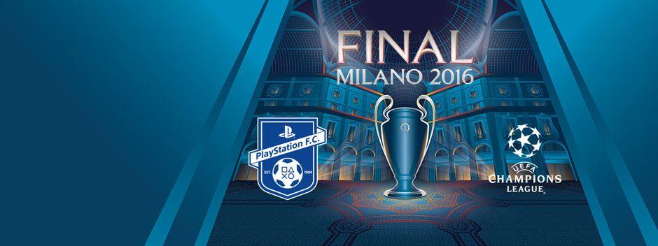 Gewinnt Tickets für das UEFA Champions League-Finale 2016 in Mailand