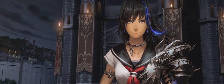 Das schicke JRPG Stranger of Sword City kommt diese Woche auf PS Vita