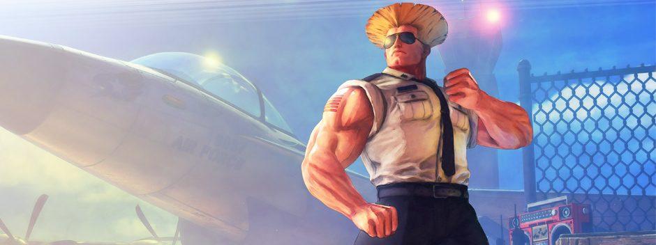 Guile feiert diesen Monat seine Rückkehr in Street Fighter V