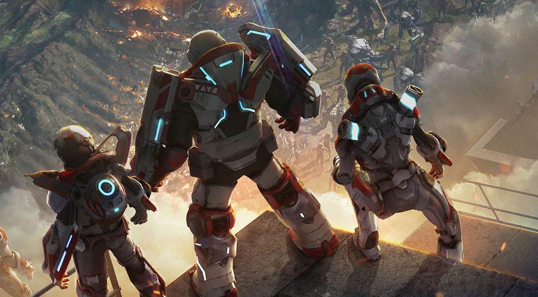 Neu im PlayStation Store: Alienation, Severed, Hitman Episode 2 und mehr