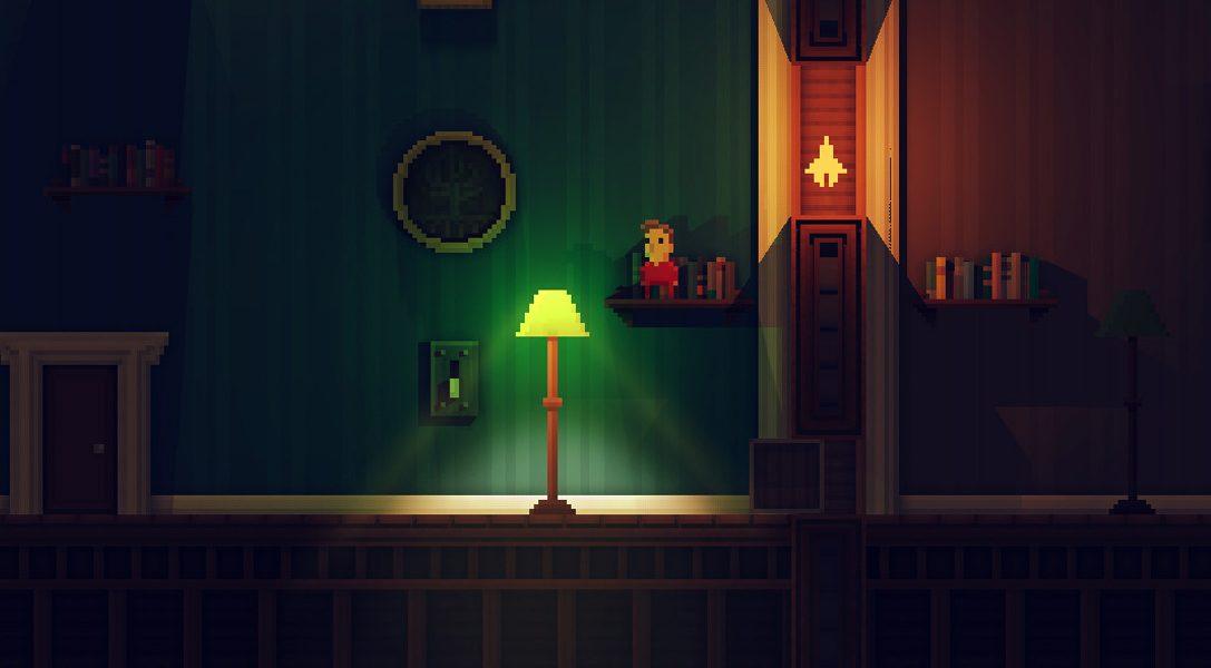 Der Rätsel-Plattformer In The Shadows wurde für PS4 angekündigt