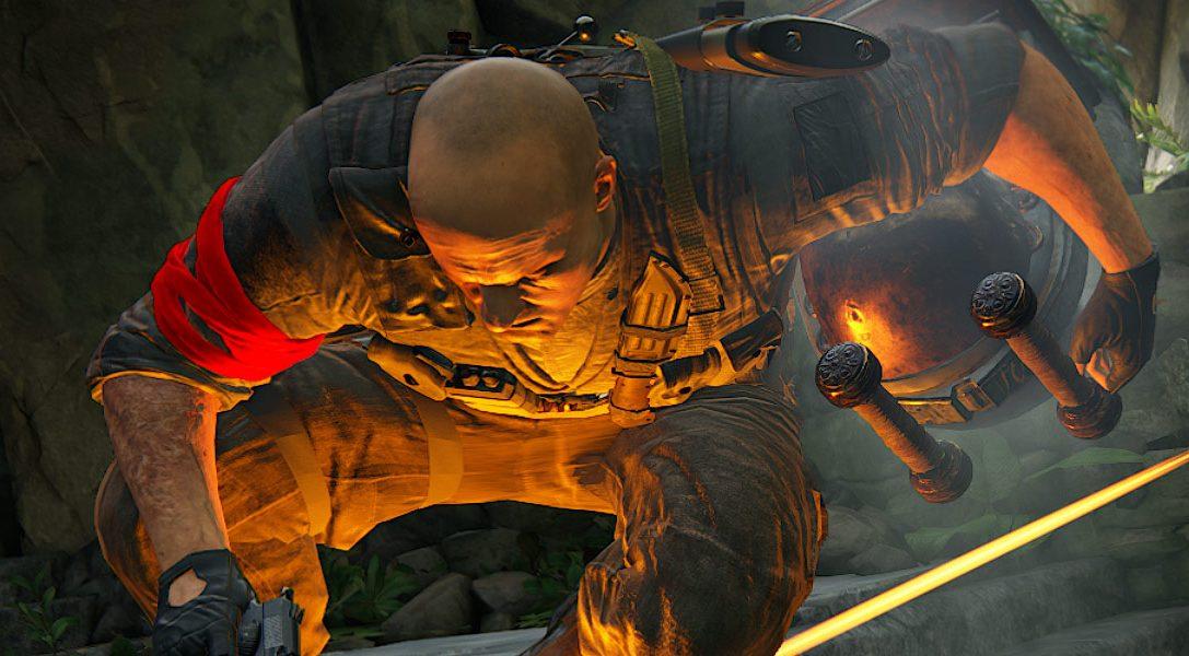 Uncharted 4 Multiplayer-Modus Plündern enthüllt