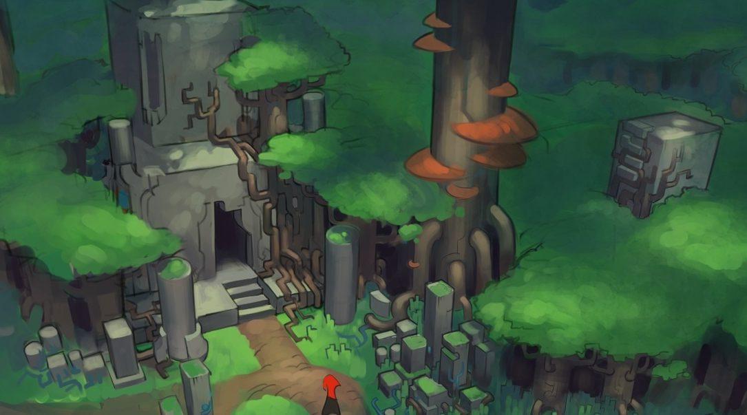 Hob: Die Entwicklung einer beweglichen Welt auf PS4
