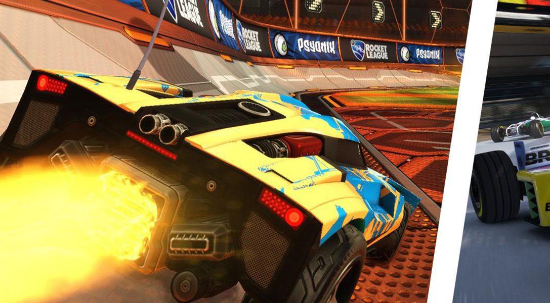 Zwei neue Spiele starten in der PlayStation LIGA durch