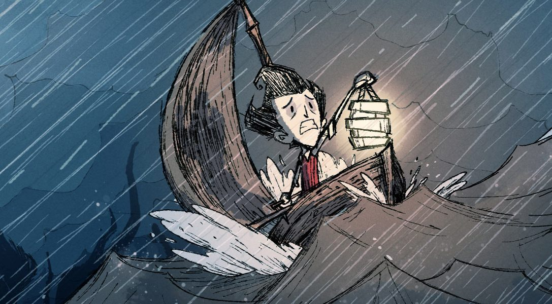 Don't Starve: Shipwrecked segelt dieses Frühjahr auf PS4