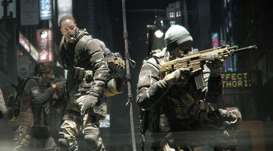 PlayStation Store-Charts für März: Tom Clancy's: The Division ballert sich an die Spitze