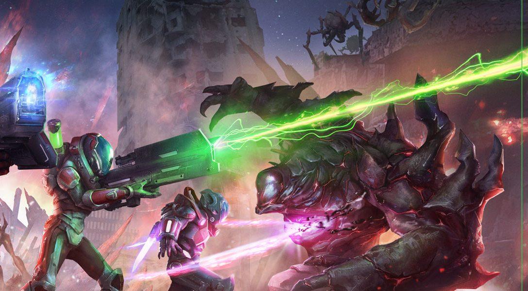 Alienation erscheint heute im PlayStation Store