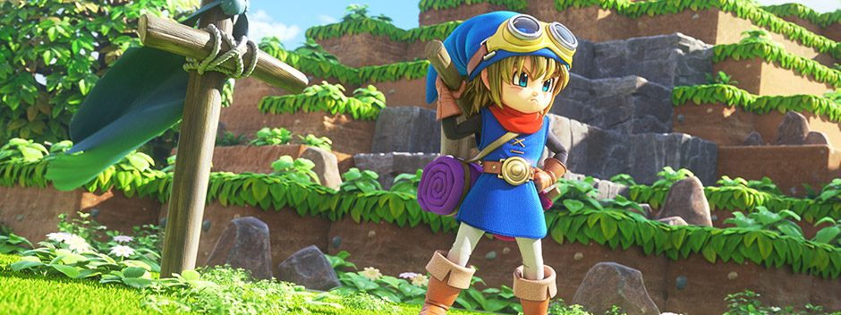Dragon Quest Builders kommt auf PS4 und PS Vita nach Europa