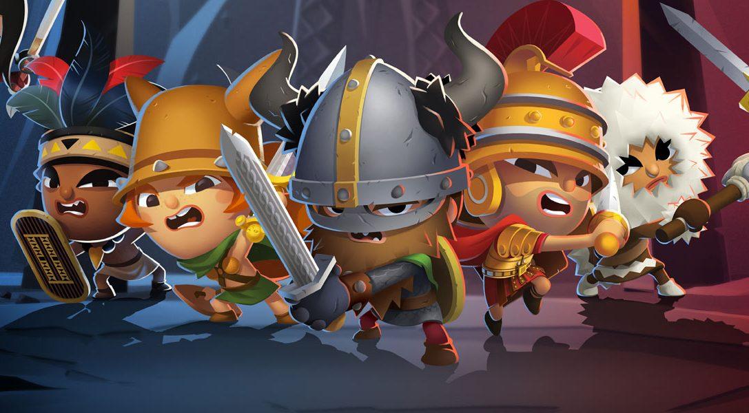 World of Warriors, aus der Feder der Macher von Moshi Monsters, kommt auf PS4
