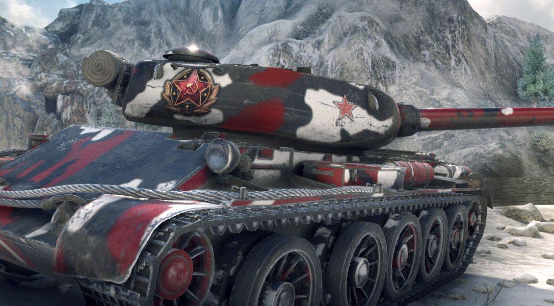 Das Mutterland ruft: Massives World of Tanks In-Game-Event startet am 31 Mai