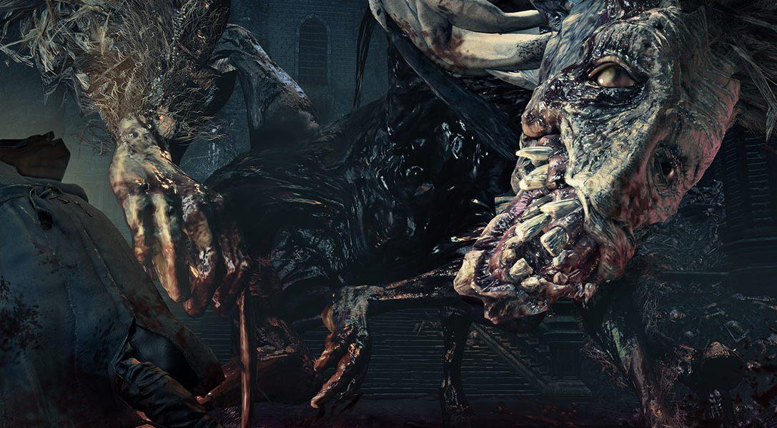 Bloodborne: Game of the Year Edition ist Angebot der Woche im PlayStation Store