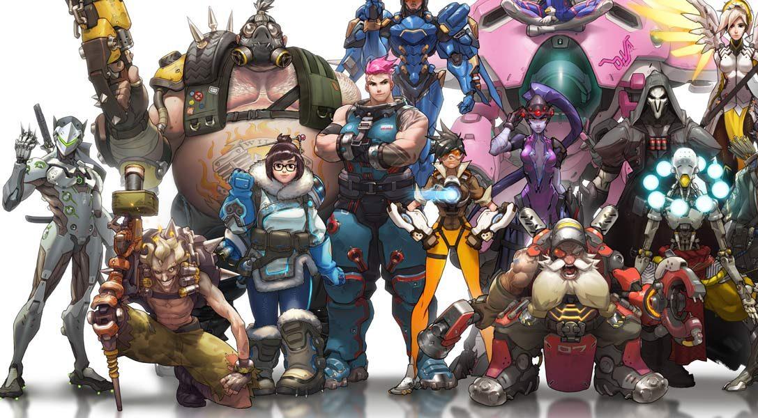 21 Tipps für ehrgeizige Helden in Overwatch, ab heute für PS4 + Gewinnspiel