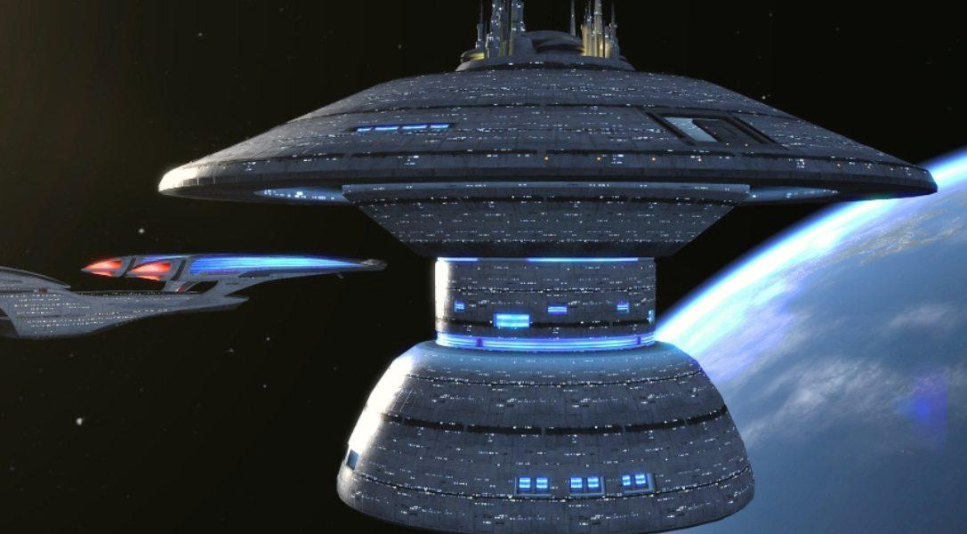 Erkundet spannende neue Welten in Star Trek Online – noch dieses Jahr auf PS4