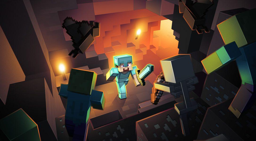 Minecraft: Battle-Minigame erscheint im Juni für Playstation