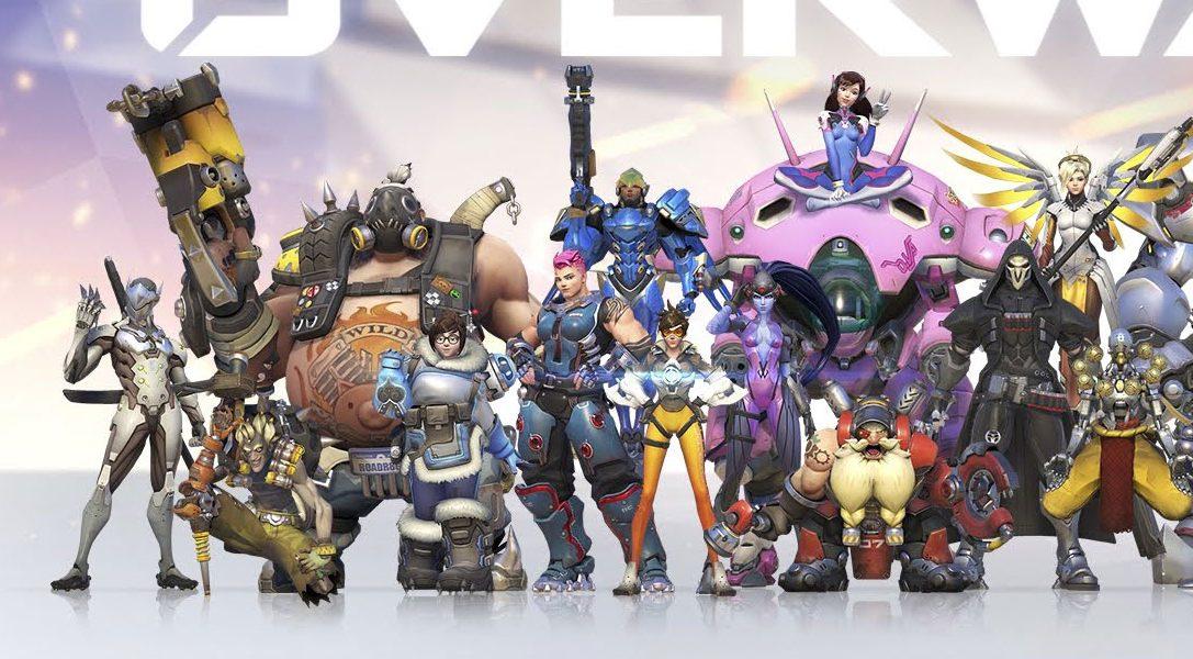 Overwatch im Hands-On – Wir sind hier die Helden!