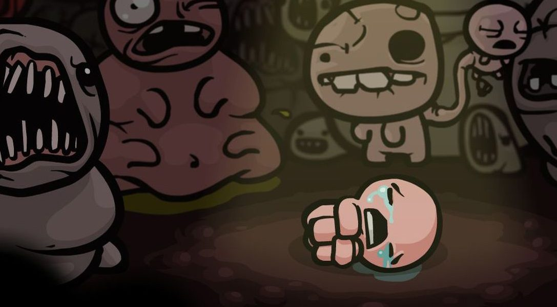 The Binding of Isaac: Afterbirth erscheint nächste Woche für PS4
