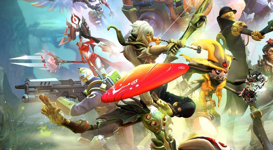 Battleborn erscheint heute für PS4 – jede Menge Helden erwarten euch