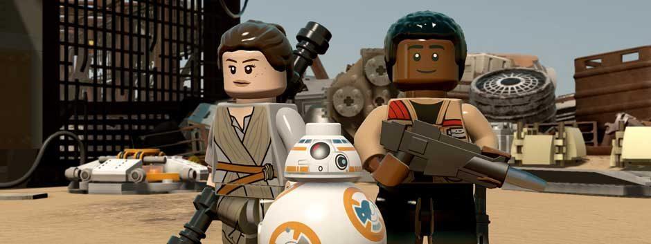 LEGO Star Wars: Das Erwachen der Macht Demo ab sofort erhältlich