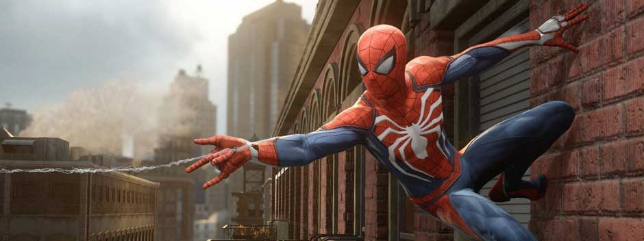 Insomniacs PS4-exklusives Spider-Man-Spiel enthüllt