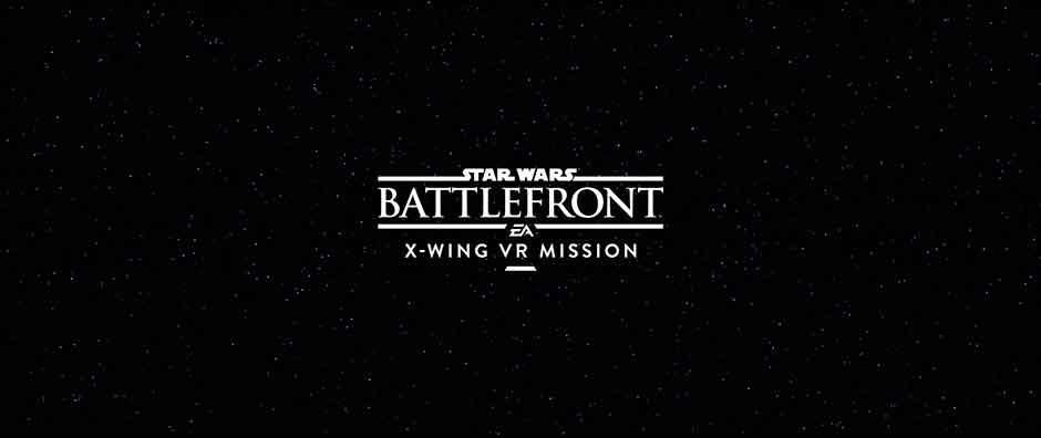Star Wars Battlefront: X-Wing VR Mission kommt exklusiv für PS VR