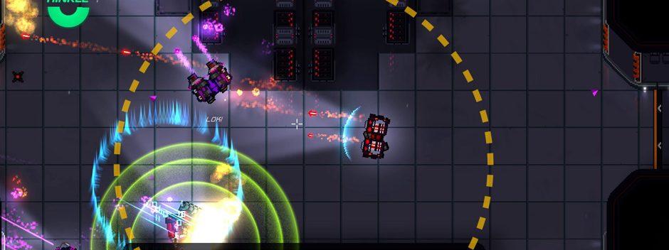 Schickt eure Roboter nächste Woche im arcadigen Broken Bots auf PS4 in den Kampf