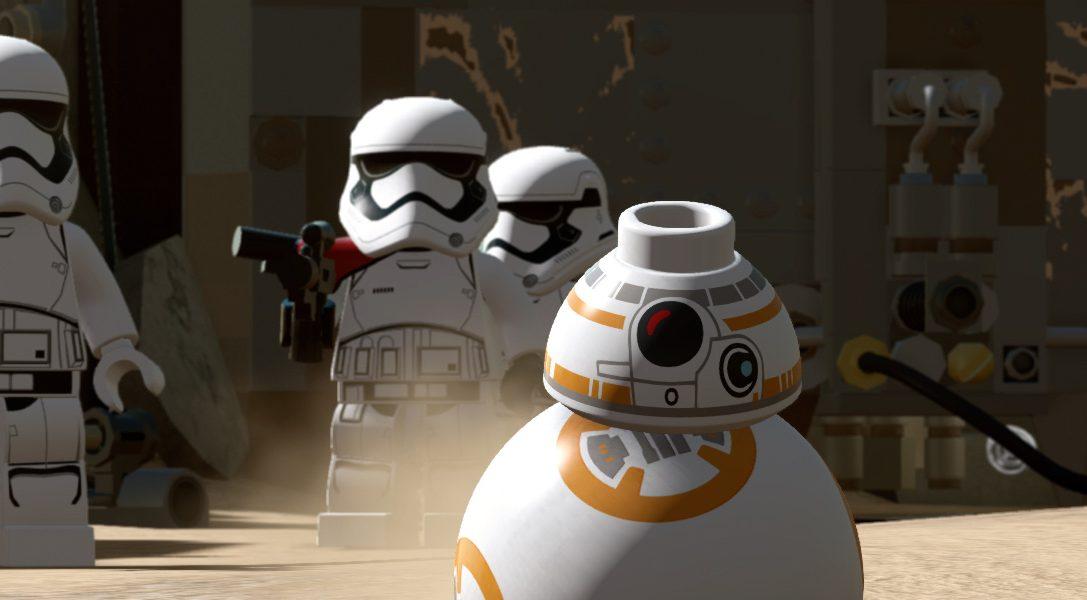 Lego Star Wars: Das Erwachen der Macht erhält bei Veröffentlichung einen DLC-Inhalt exklusiv für PlayStation