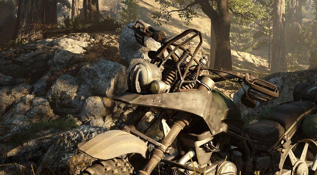 Days Gone: Warum ein geächteter Biker der perfekte Protagonist für Bends neuen PS4-Exklusivtitel ist