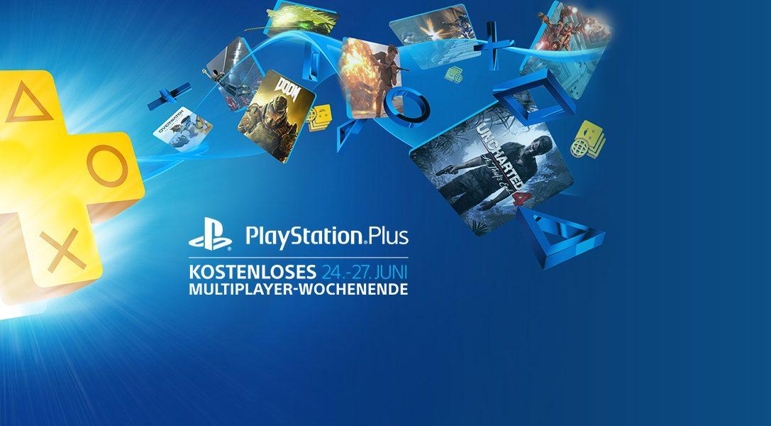 Offenes PlayStation Plus-Wochenende beginnt diesen Freitag
