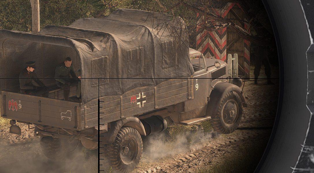 Wie man in Sniper Elite 4 ein Viadukt sprengt