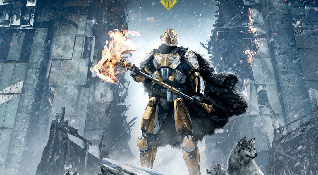 Destiny: Das Erwachen der Eisernen Lords kommt diesen Herbst auf PS4 – seht euch den Trailer an