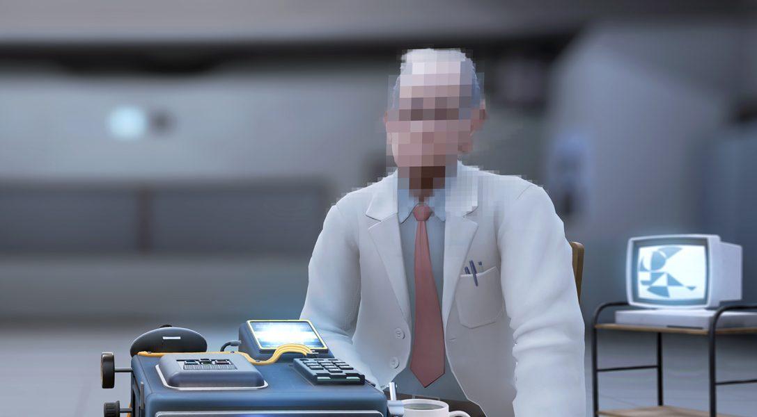 Das ungewöhnliche Mystery-Puzzlespiel Statik wurde für PlayStation VR angekündigt
