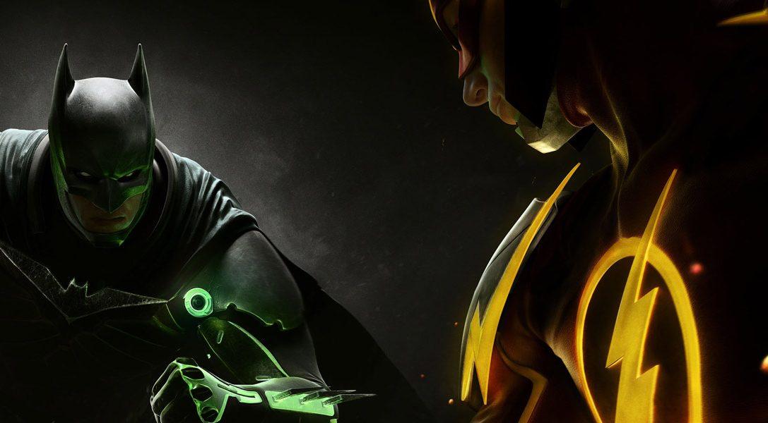 Injustice 2 enthüllt, erscheint 2017 auf PS4
