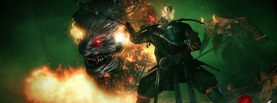 Samurai-Action-RPG Nioh bekommt nächsten Monat eine neue Demo