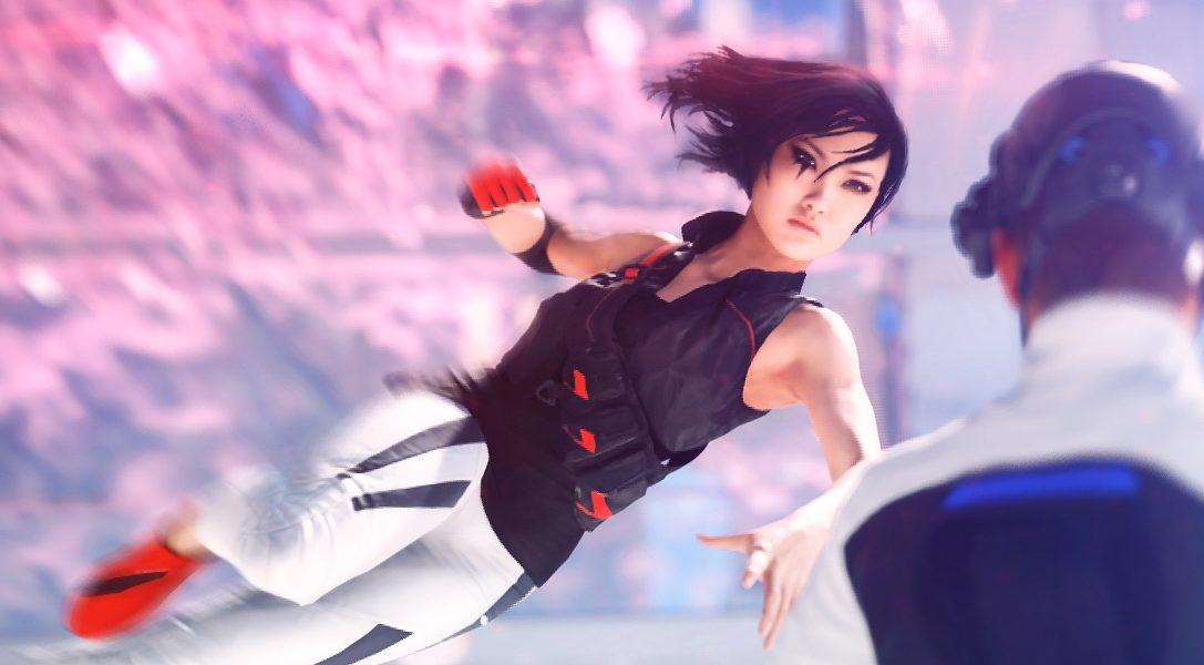 Neue Rabatte starten heute im PlayStation Store, unter anderem Mirror's Edge Catalyst