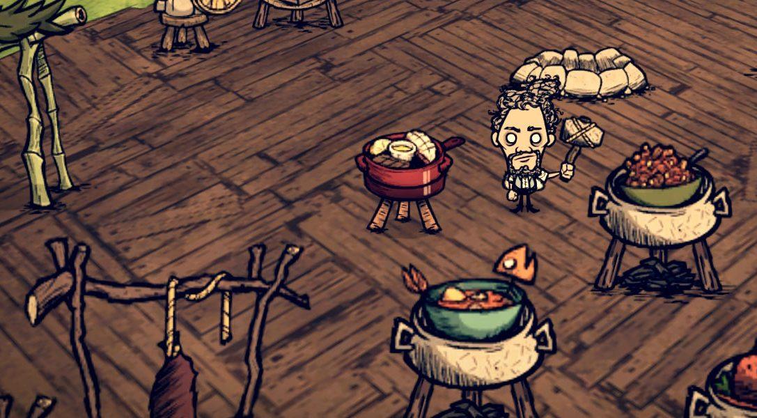 5 Tipps zum Überleben in Don't Starve: Shipwrecked, ab dem 2. August auf PS4