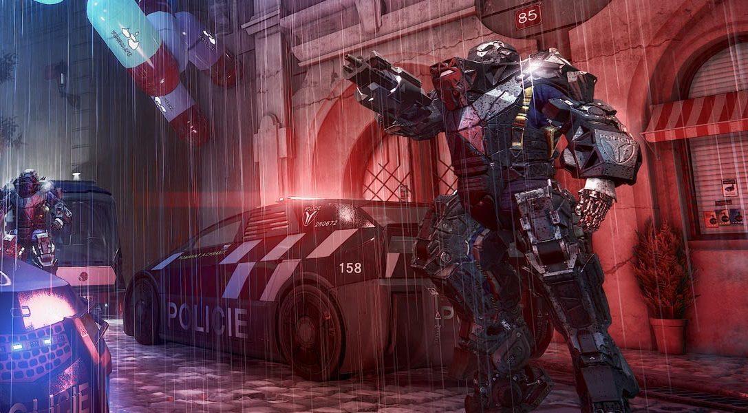 Deus Ex: Mankind Divided für PS4 hat etwas für jeden Geschmack