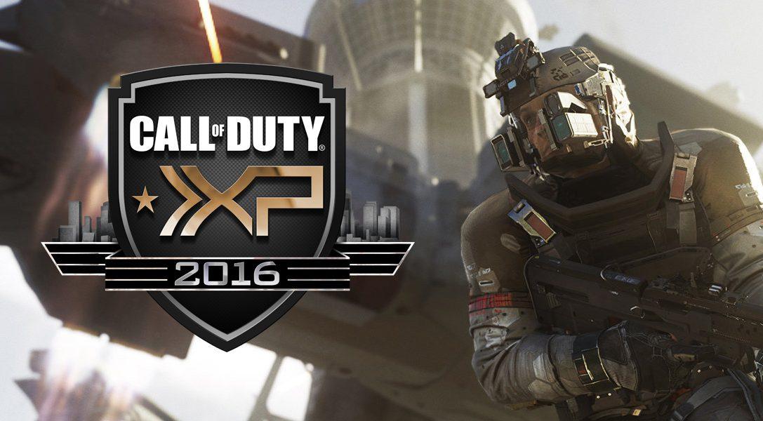 Geladen und entsichert: Call of Duty XP 2016 + Gewinnspiel