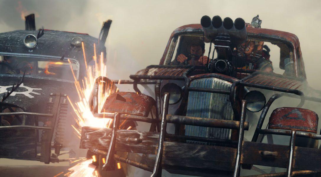 Neue PlayStation Store-Angebote: Mad Max, Rocket League, Alienation und mehr