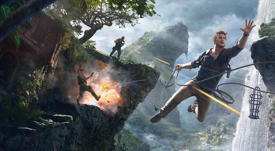 Blitzangebot: Uncharted 4 ist dieses Wochenende im PlayStation Store verbilligt!