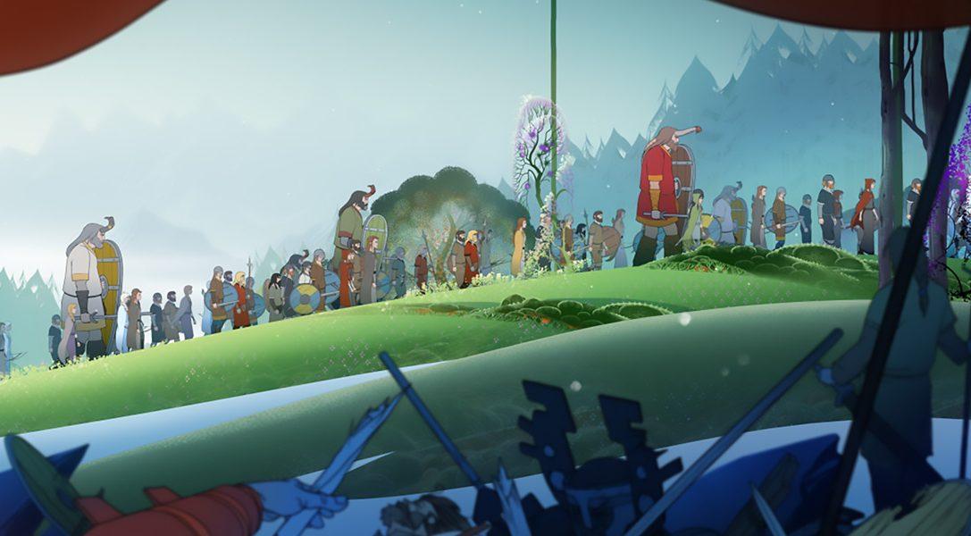 Diese Woche neu im PlayStation Store: The Banner Saga 2, Furi, Hawken und mehr