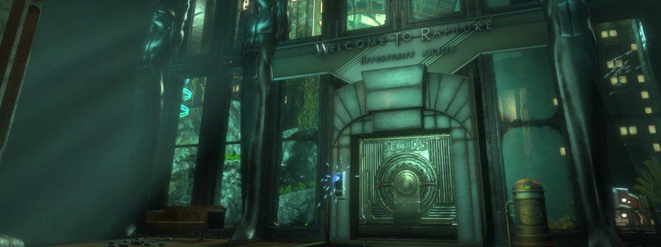 Ein erster Blick auf BioShock: The Collection für PS4