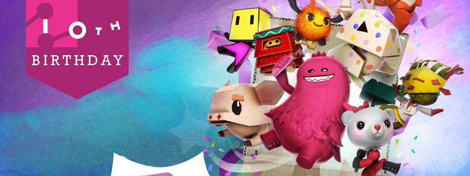 LittleBigPlanet 3 bekommt eine Benutzeroberflächen-Aktualisierung, ein neues Level-Paket und ein Mm-Jubiläums-Paket