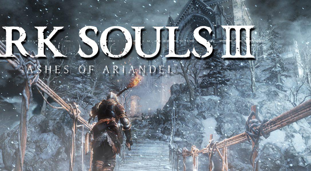 Dark Souls III: Ashes of Ariandel ab dem 25. Oktober auf PS4