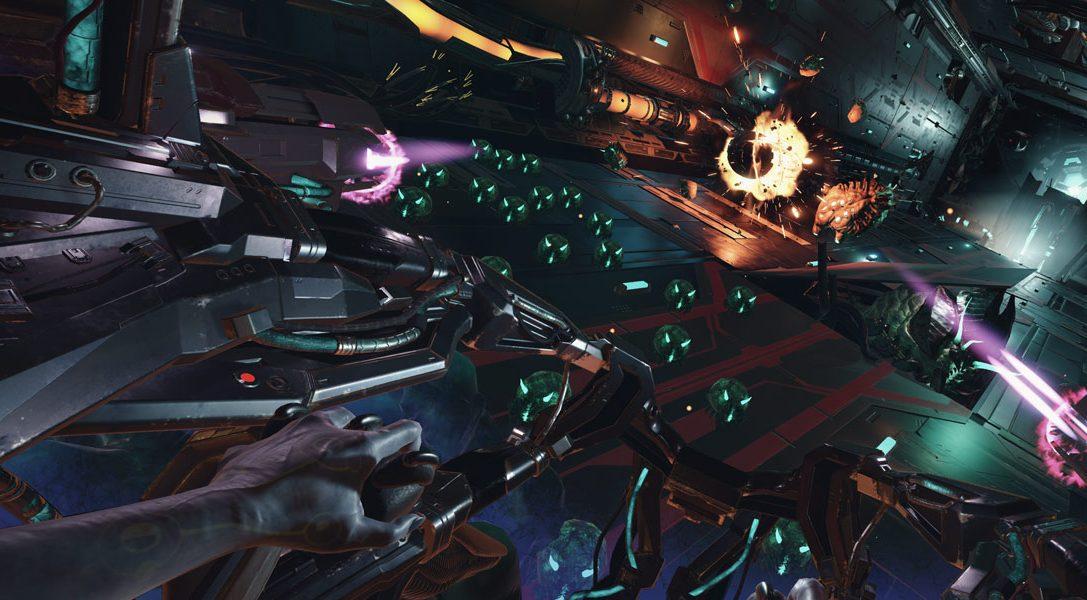 Ein genauerer Blick auf die Science-Fiction-Schatzjagd in PlayStation VR Worlds, Scavenger's Odyssey