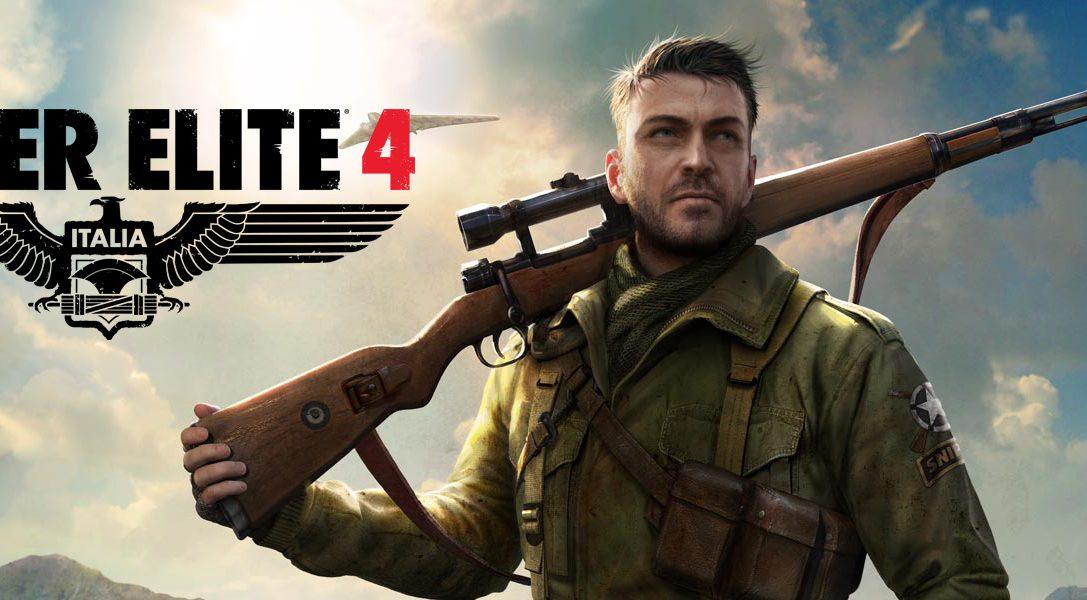 Einatmen, ausatmen, abdrücken – Sniper Elite 4 schickt euch auf neue Pfade