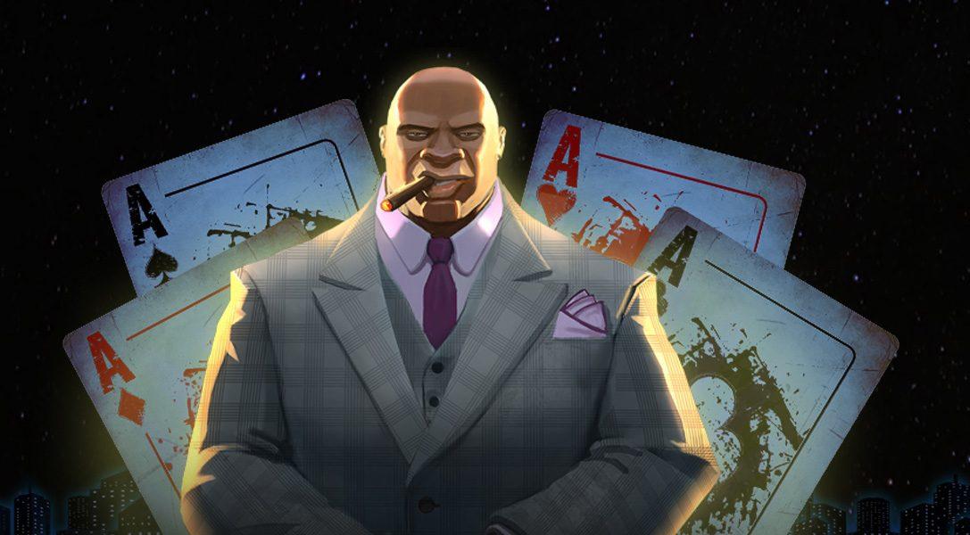 Das kostenlose Multiplayer-Glücksspiel-RPG Prominence Poker kommt nächste Woche für PS4